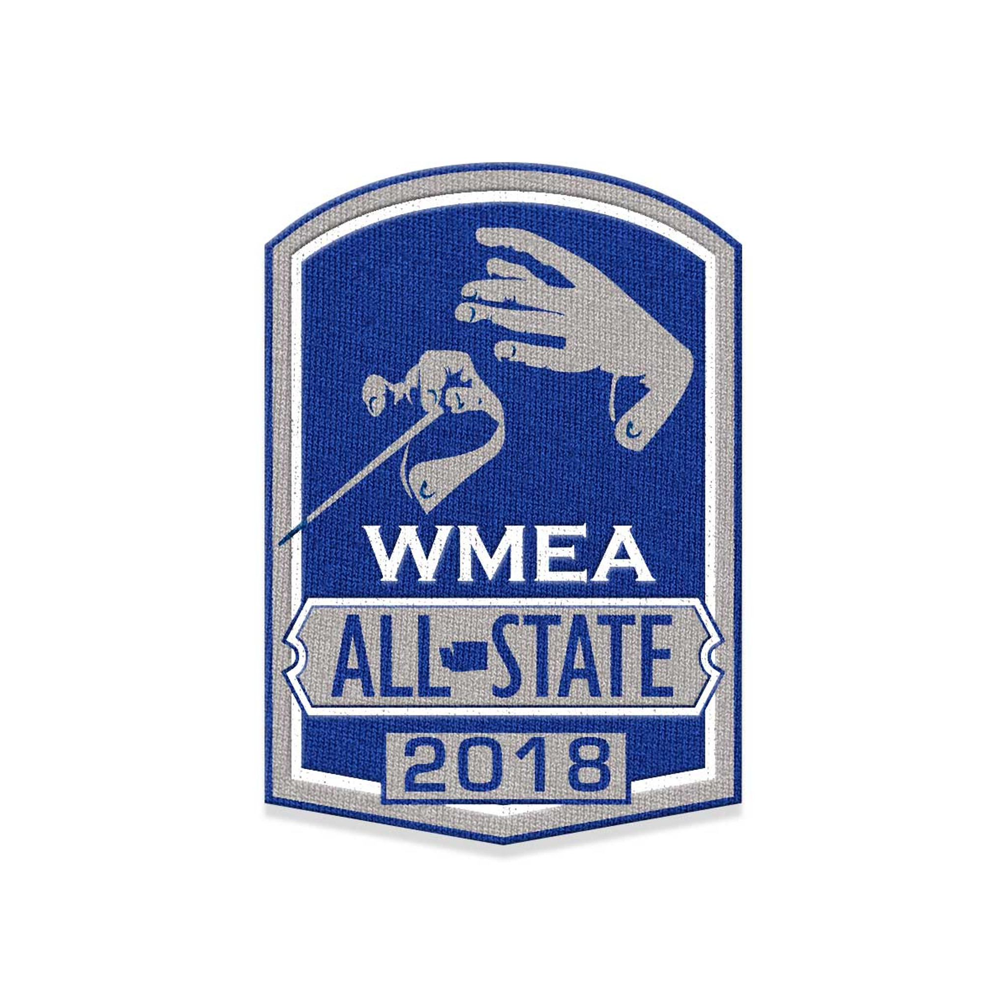2018 WMEA All-State Event Patch