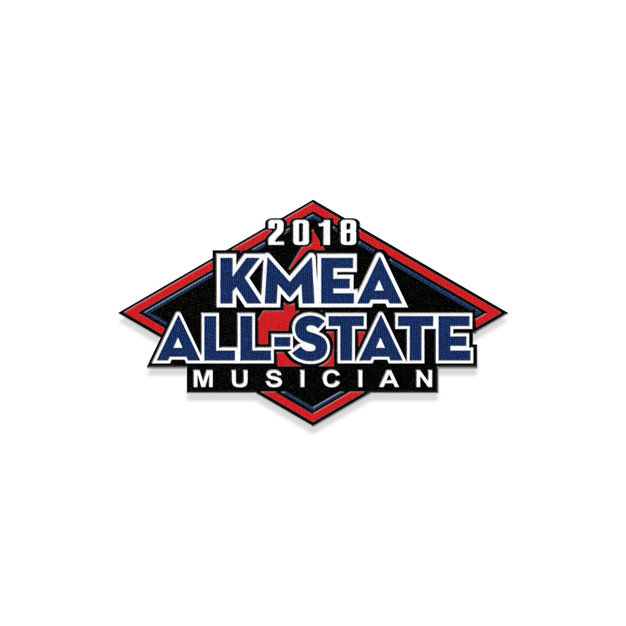 2018 KyMEA All-State Patch