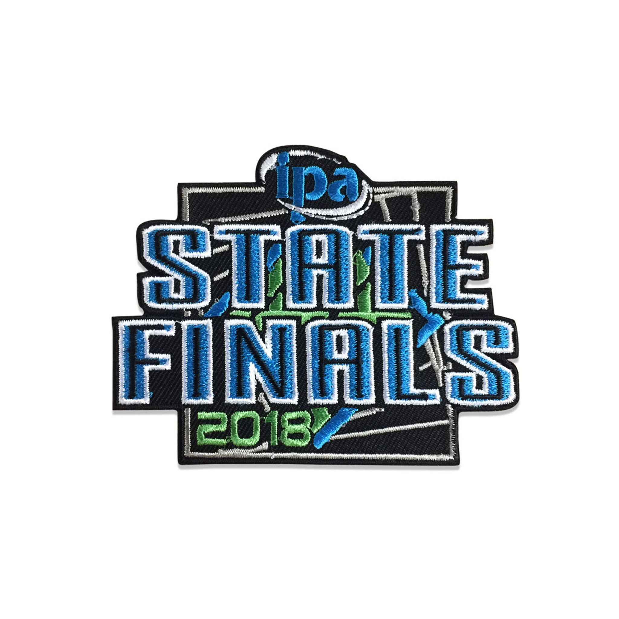 2018 IPA State Finals Patch