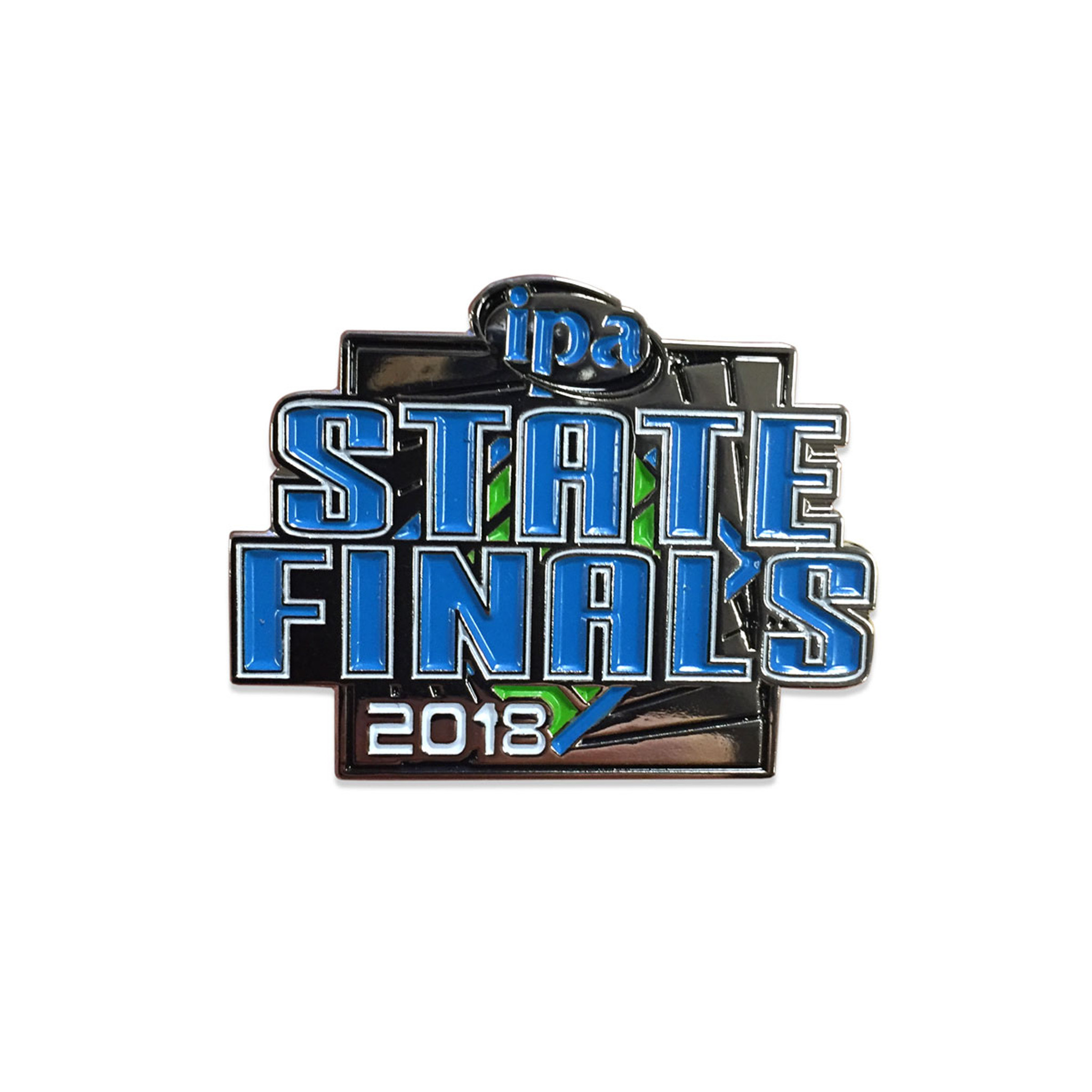 2018 IPA State Finals Pin