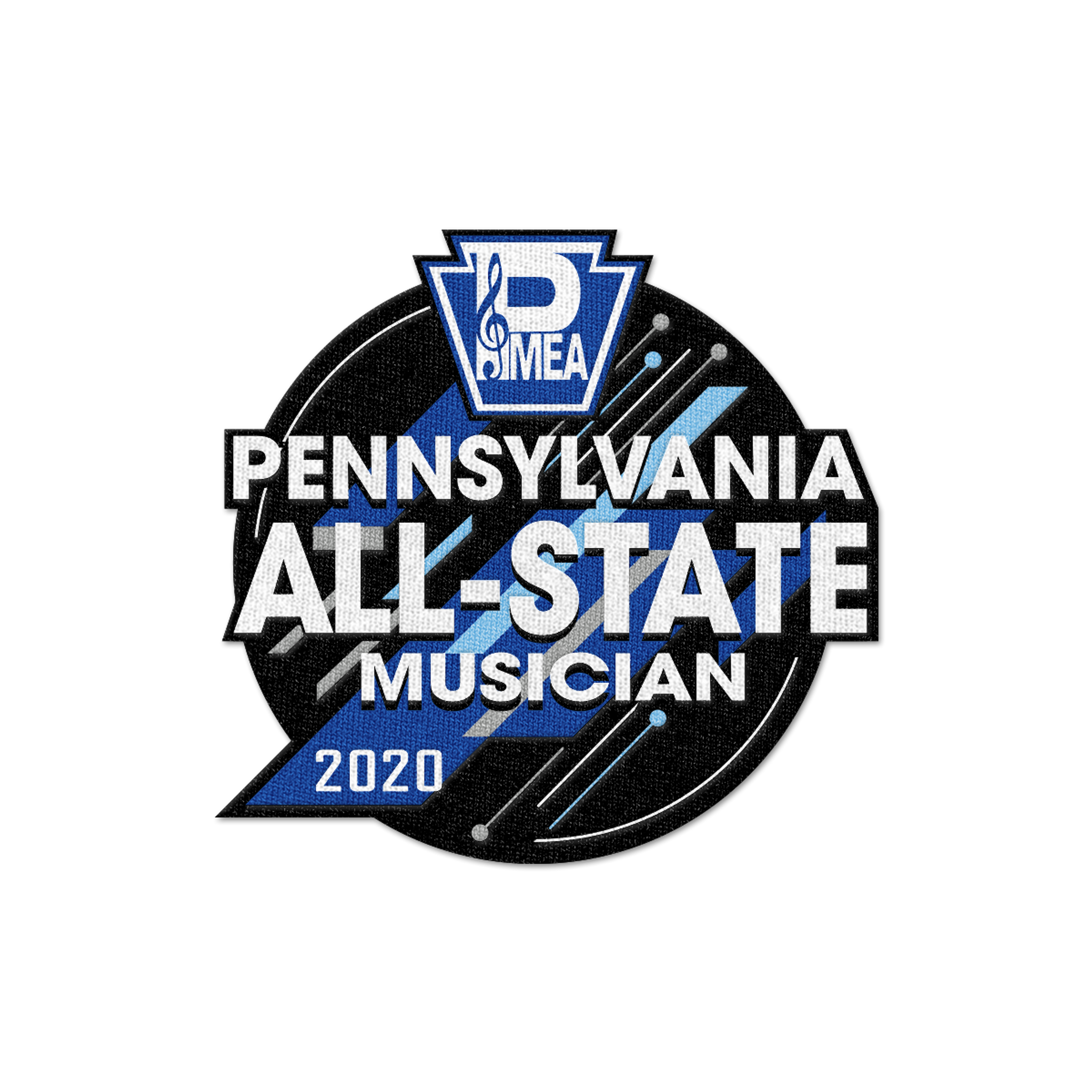 Pre-Order 2020 PMEA All-State Patch