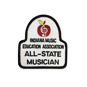IMEA All-State Patch