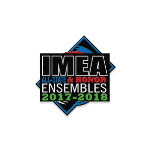 2018 IMEA All-State & Honor Ensembles Event Patch