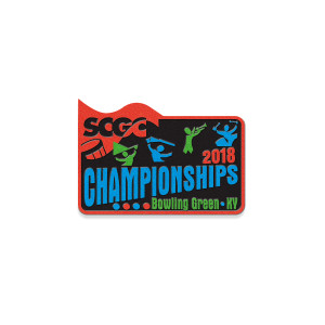2018 SCGC Championships Patch