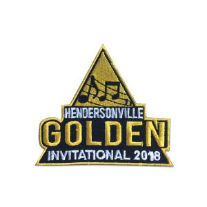 2018 Hendersonville Golden Invitational Event Patch