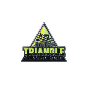 2018 Golden Triangle Classic Event Pin