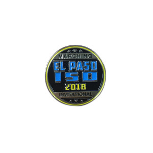 2018 El Paso ISD Marching Invitational Pin