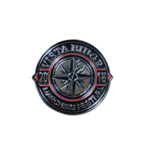 2018 Vista Ridge Marching Festival Pin