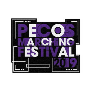 2019 Pecos Marching Festival Patch
