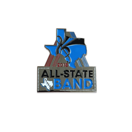 2018 ATSSB All-State Pin