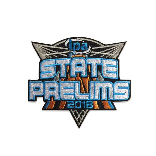2018 IPA State Prelims Patch