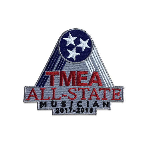 2018 TNMEA All-State Patch