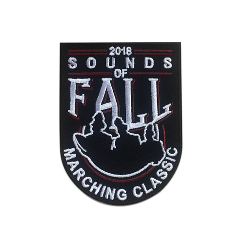 2018 Sounds of Fall Marching Classic Event Patch