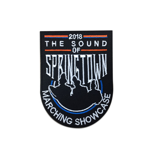 2018 The Sound of Springtown Marching Showcase Event Patch