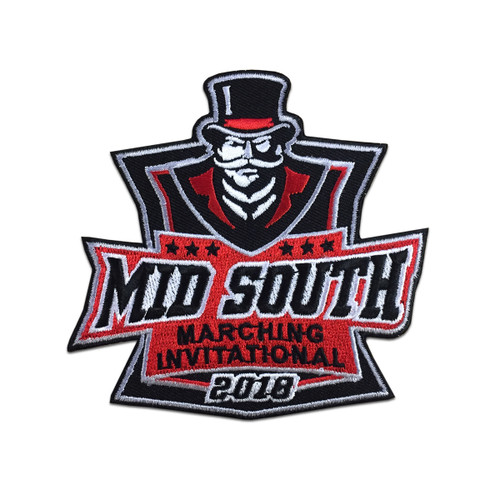 2018 Mid South Matching Invitational Event Patch