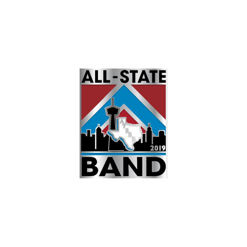 2019 ATSSB All-State Pin