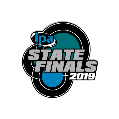 2019 IPA State Finals Pin