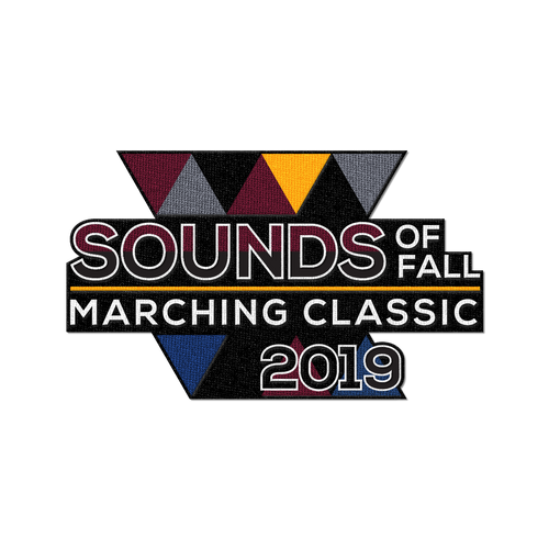 2019 Sounds of Fall Marching Classic Patch