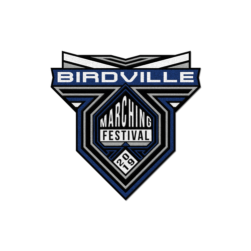 2019 BISD Marching Festival Patch