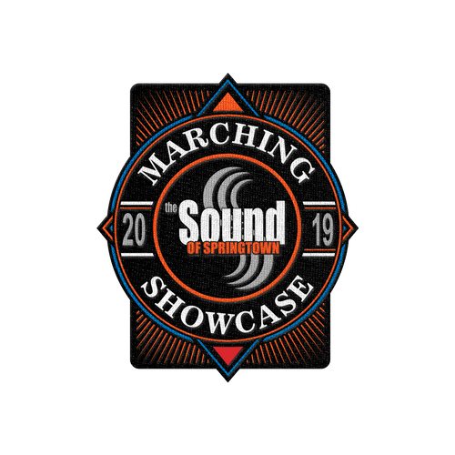 2019 The Sound of Springtown Marching Showcase Patch