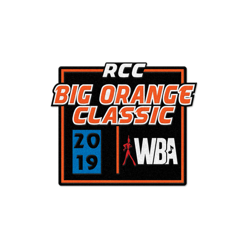 2019 WBA RCC Big Orange Classic Patch