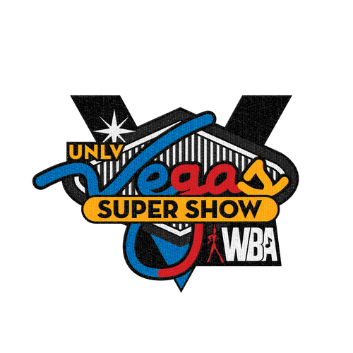 2019 WBA Vegas Super Show Patch