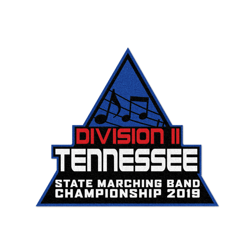 2019 Tennessee Division II State Championship Patch