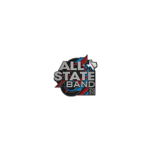 2020 ATSSB All-State Pin