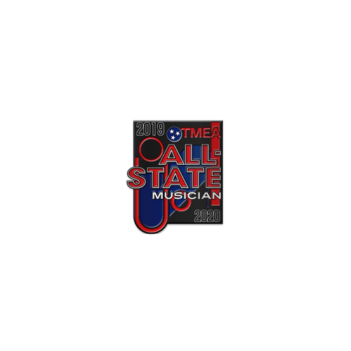 2020 Tennessee All-State Pin