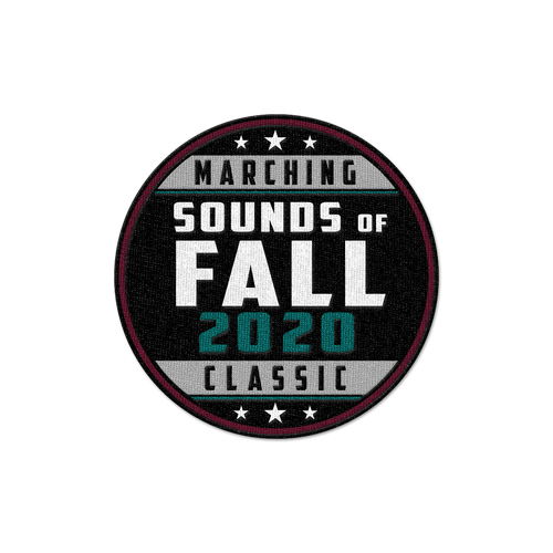 2020 Sounds of Fall Marching Classic Patch