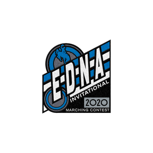 2020 Edna Invitational Matching Contest Patch