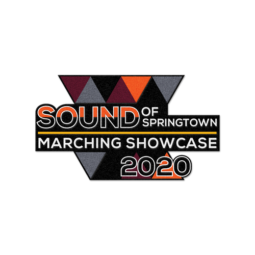2020 Sound of Springtown Marching Showcase Patch