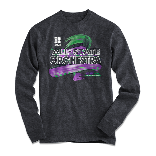 2021 TMEA All-State Orchestra Long Sleeve