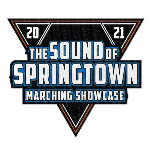 2021 The Sound of Springtown Marching Showcase Patch