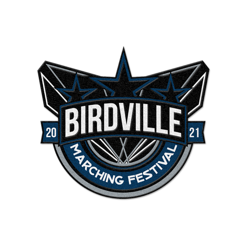 2021 BISD Marching  Festival Patch