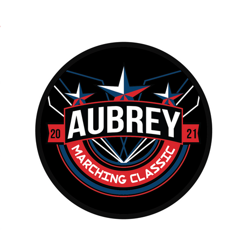 2021 Aubrey Marching Classic Patch