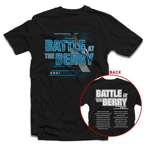 2021 Battle at the Berry T-Shirt