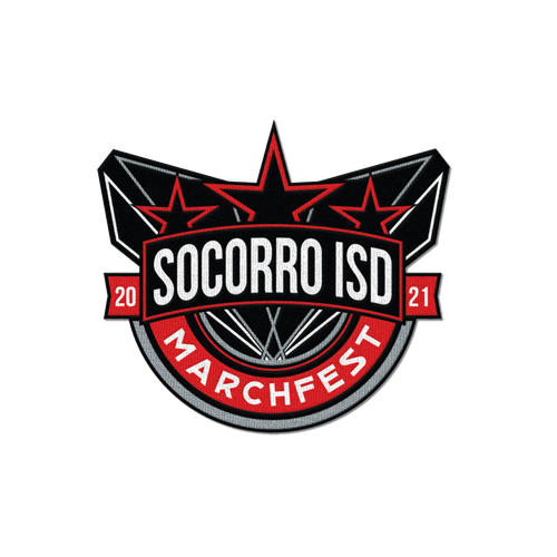 2021 Socorro ISD Marchfest  Patch