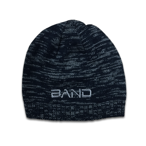 Band Beanie Navy/Charcoal