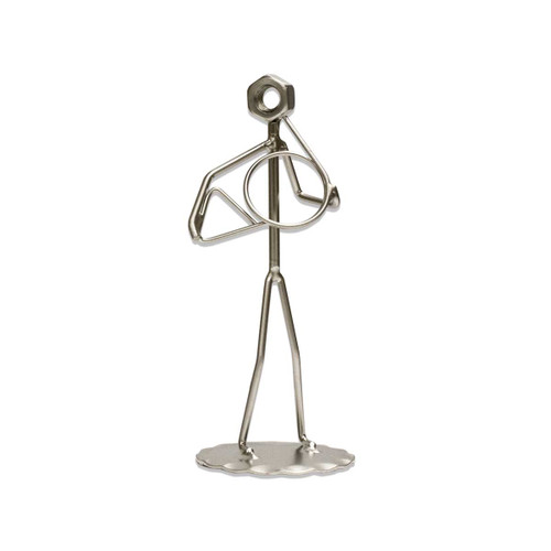 French Horn - Metal Figure