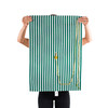 Side A Gentleman Stripes print
