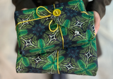 Wrag Wrap recycles waste plastic bottles to create reusable gift wrap for Christmas 2019