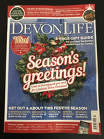 Devon Life Magazine- December Issue - Wrapping with (and without) Waste