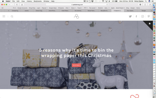 5 Reasons Why it's Time to Bin the Wrapping Paper this Christmas