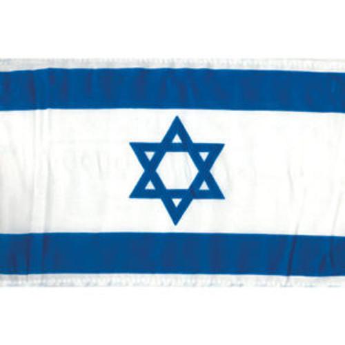 Cloth Israeli Flag Medium Size
