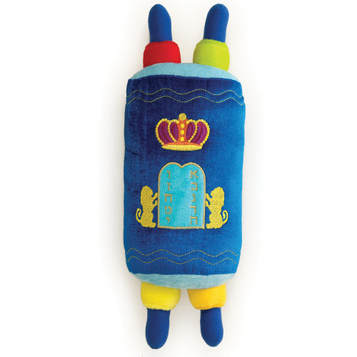"17"" Plush Stuffed Torah"