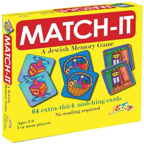 Match It Jewish Memory Game