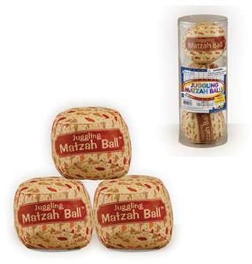 3 Juggling Passover Matzah Balls
