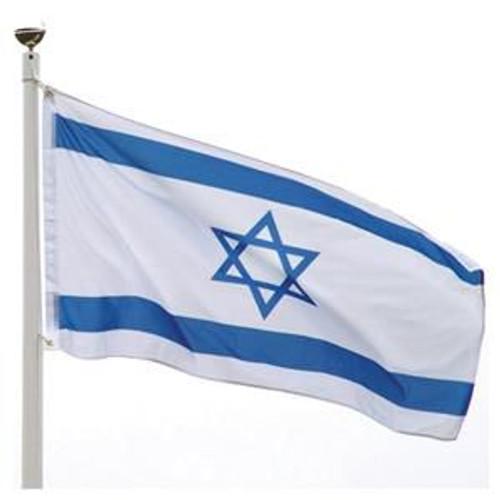 Israel Flag 3ft x 5 ft