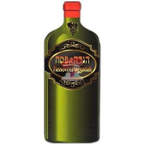 """Wine Bottle"" Haggadah"